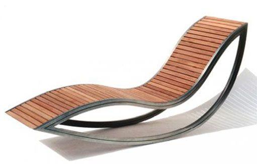 Sedie Reclinabili ~ David trubridge ecofriendly designer sedie e dondolo