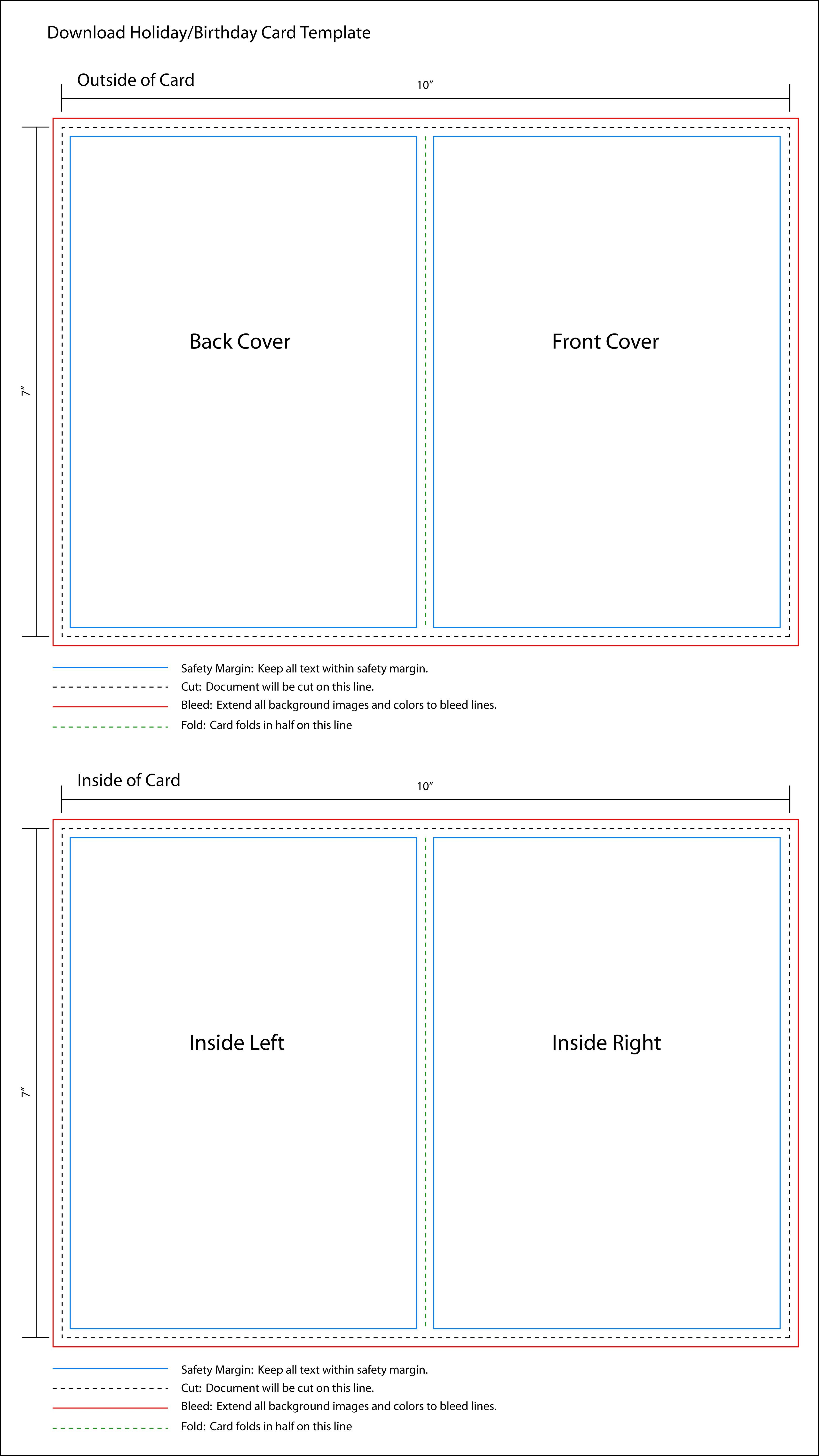 Birthday Card Template Indesign Within Birthday Card Template Indesign 10 Professional Tem Greeting Card Template Card Template Free Greeting Card Templates