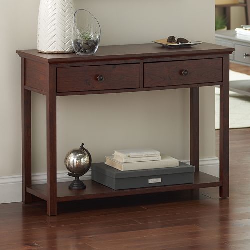 Stylish console tables