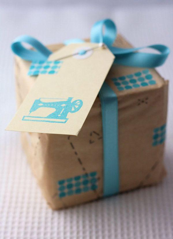 10 ideas creativas para envolver regalos envolver - Envoltorios regalos originales ...
