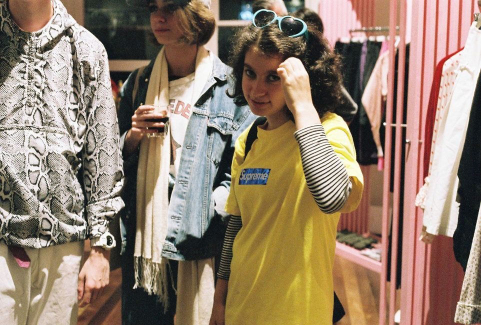 Keepin' It Chill @ P.A.M. x dot.COMME Melbourne Store Launch | Fashion Magazine | News. Fashion. Beauty. Music. | oystermag.com