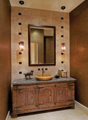 Andrea Wachs Interior Design Tucson AZ Beautiful Bathrooms - Bathroom vanities tucson az for bathroom decor ideas