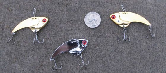 Heddon Zara Puppy Spook Topwater Lure 3 inches 1//4 ounce NEW Black Shore Minnow