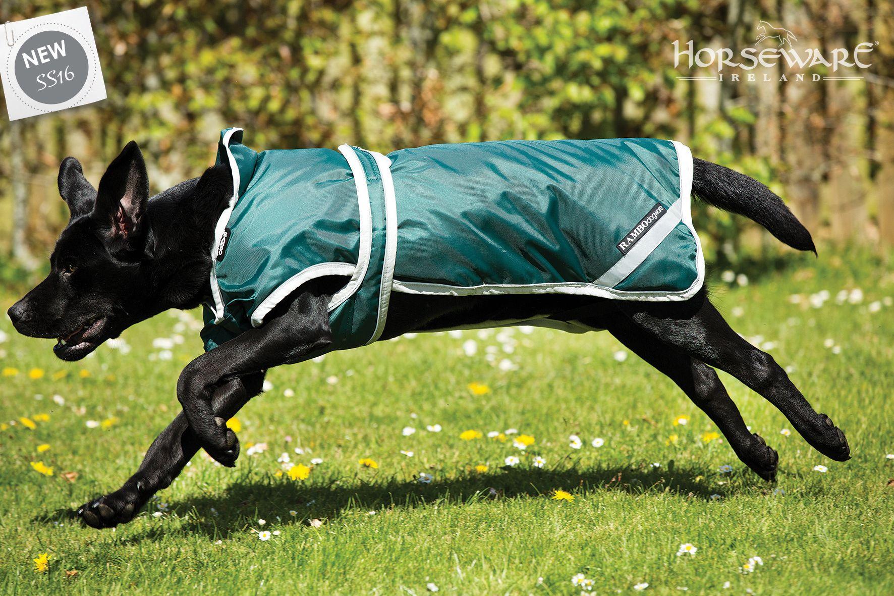 Dog New Horseware Rambo Duo Waterproof Rug