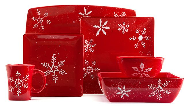 Snowflake Dinnerware @ Gordmans  sc 1 st  Pinterest & Snowflake Dinnerware @ Gordmans | Awesome stuff :-) | Pinterest ...
