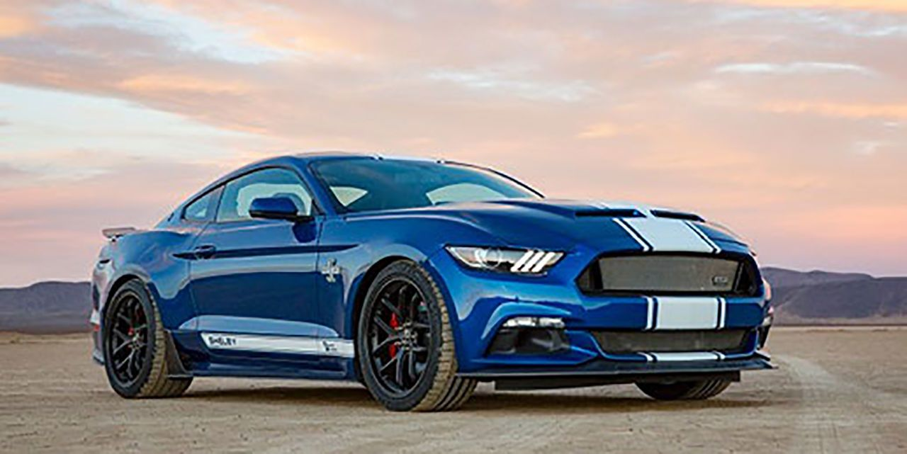 2017 Shelby Mustang Super Snake: 750 Horses, Sub-11-Second ...