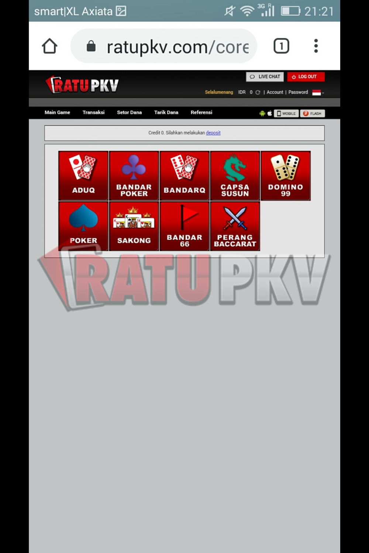 Pin Di Download Pkv Games Apk Android