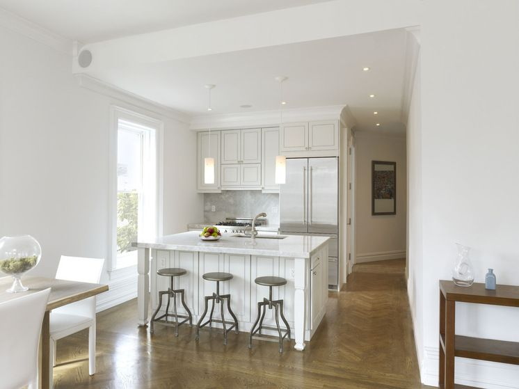Contemporary Kitchen by Horrigan O'Malley Architects