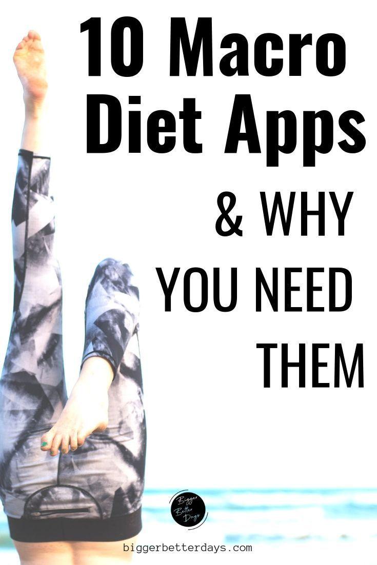 10 Macrobiotic Diet Apps You Need Diet apps, Macros diet