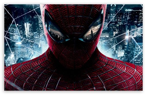 The Amazing Spiderman 2012 Wallpaper Comic Animation And Heroes