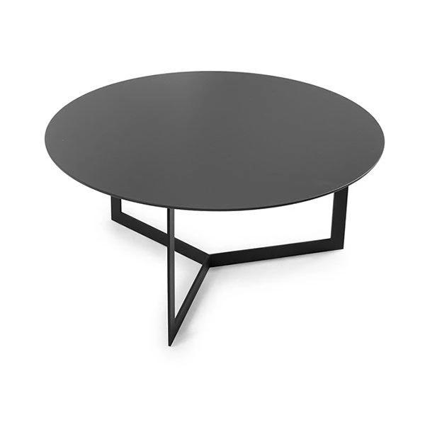 Kabi Coffee Tables Sega Black Wood Table Black Wood Wood