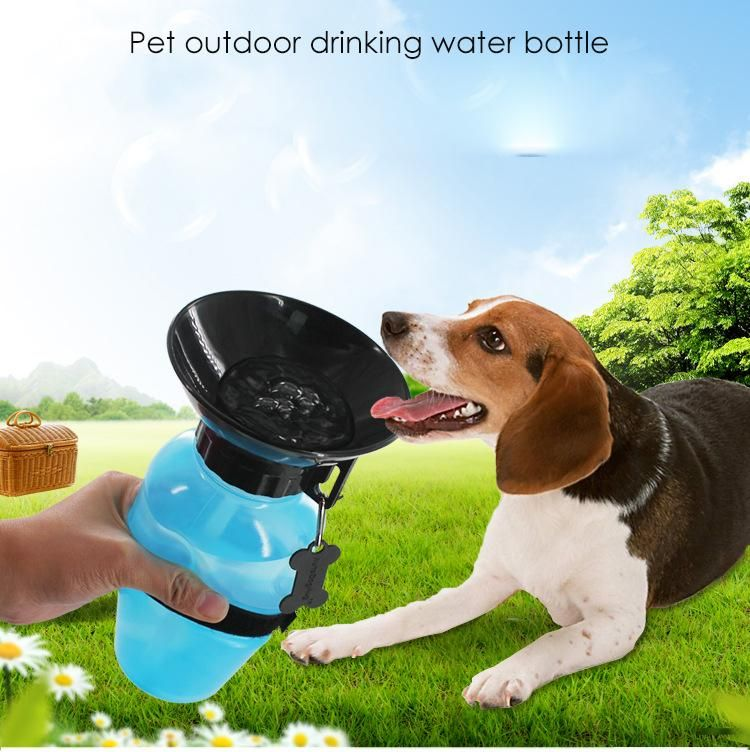 500ml Dog Drinking Water Bottle Travel