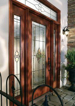 Waudena Millwork Entry Door