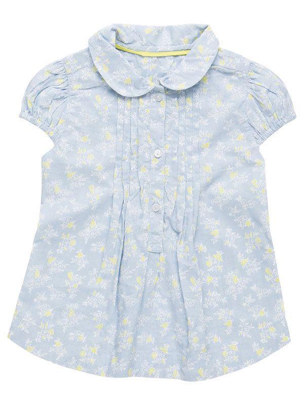 ecd10a467 Blusas fresquitas de verano para niñas - Crecer Feliz | closet baby ...