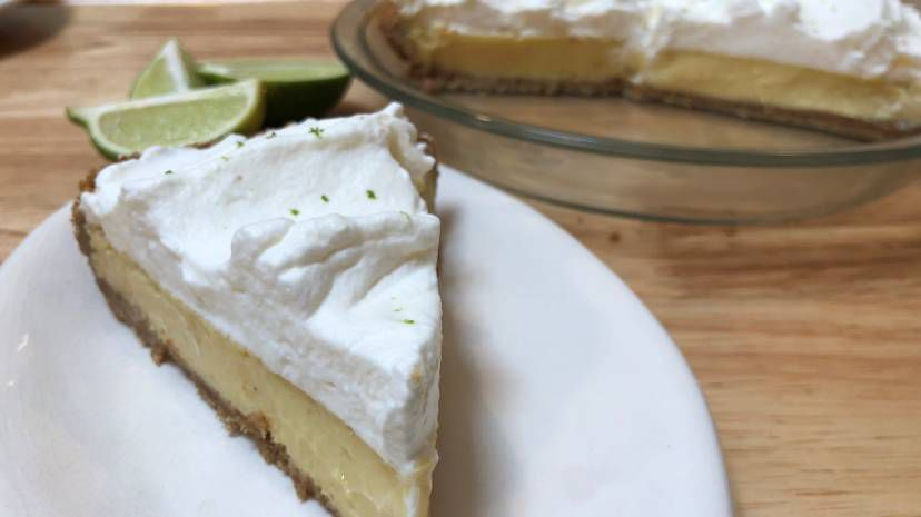 Key Lime Margarita Pie with Zac Young