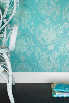 Pin By Belinda Collins On Inspiration For Home Wallpaper Trends Porter Paint Handmade Wallpaper