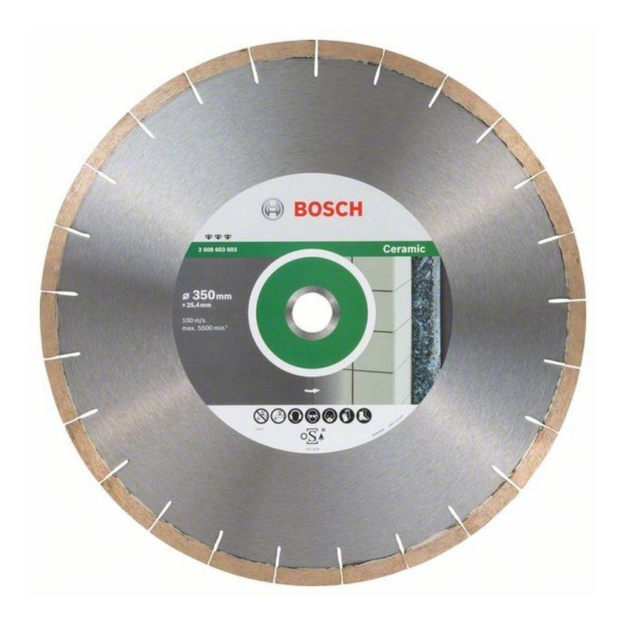Disque Diamant Pour Meuleuse Bosch Outillage Vitesse De Coupe Et Materiaux De Construction