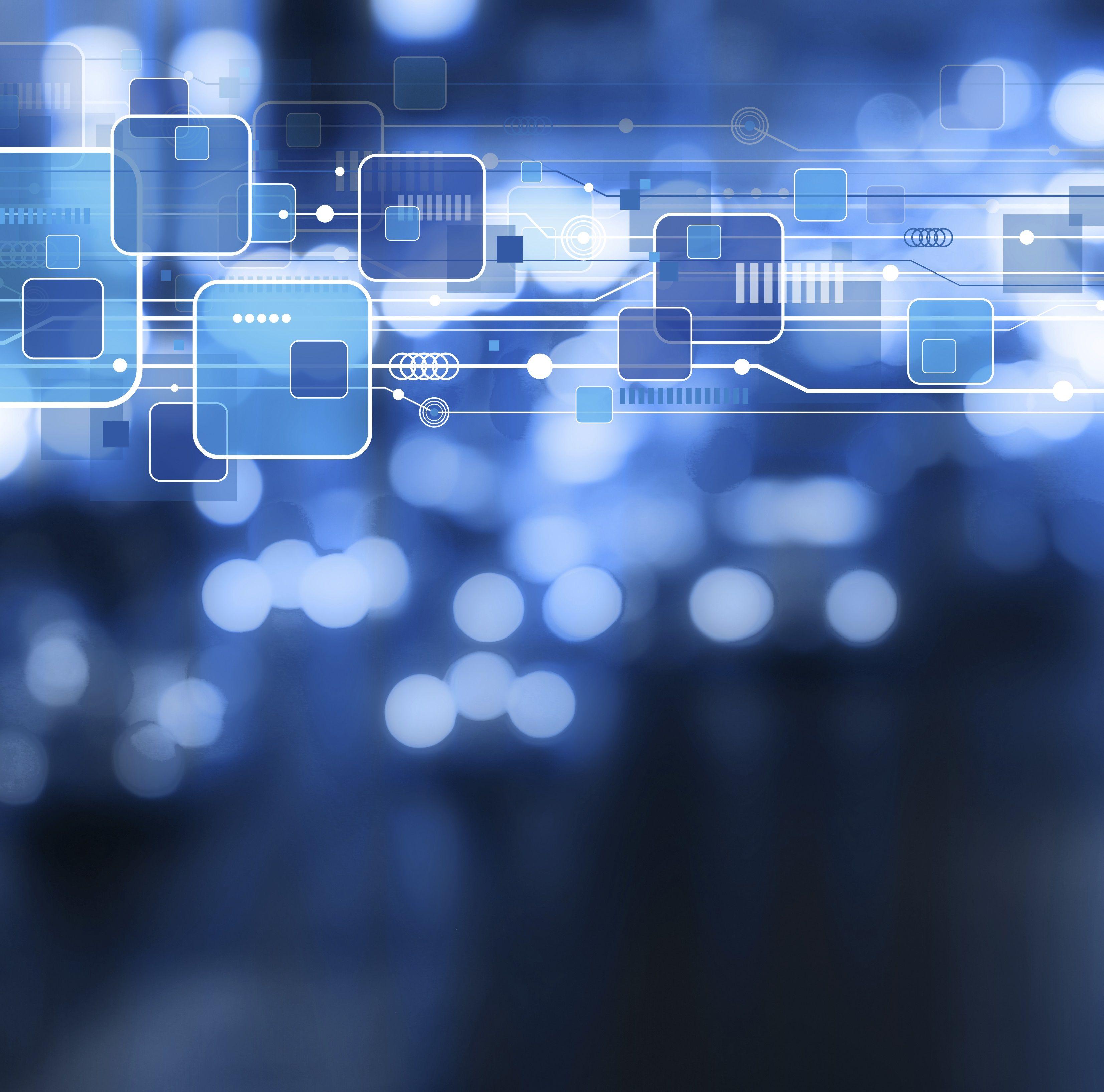 Information Technology Category Technology background
