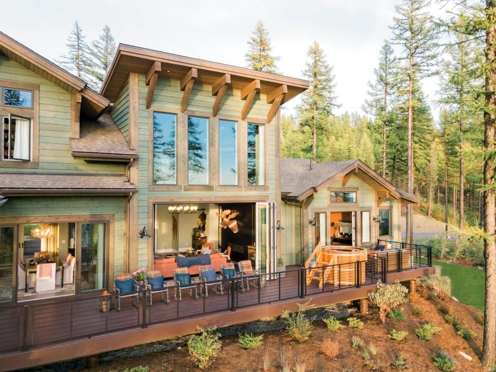 hgtv blog cabin giveaway 2019