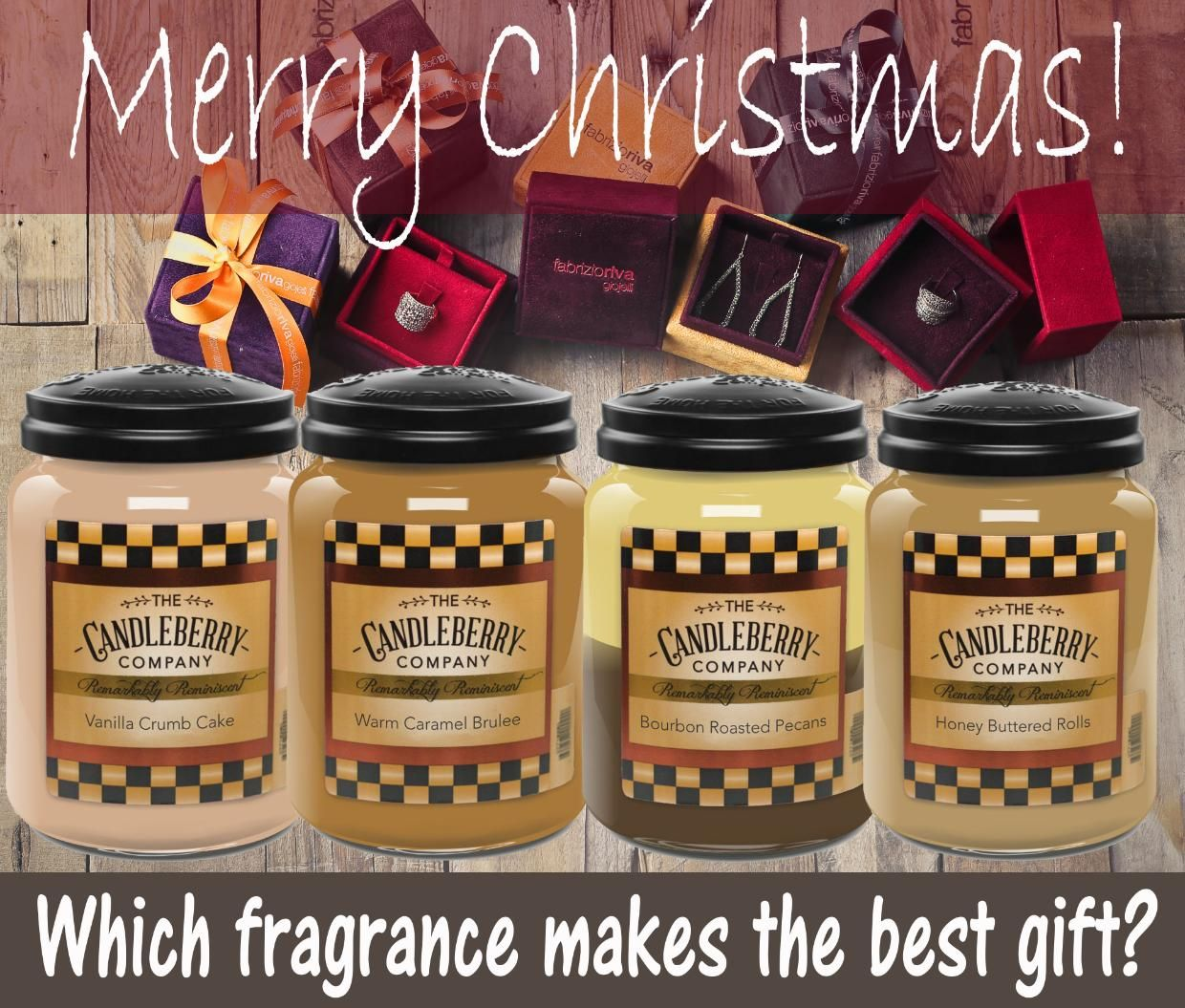 Candleberry Is The Perfect Gift To Give This Holiday
