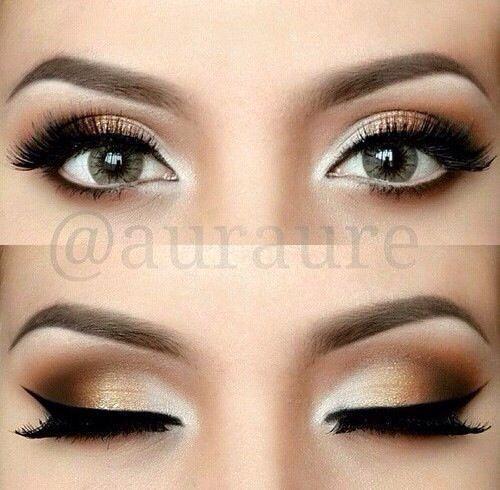 Voici 10 idées de maquillage pour sublimer les yeux verts ! Lequel  choisiriez,vous pour votre mariage ? Partagez toutes vos idées !