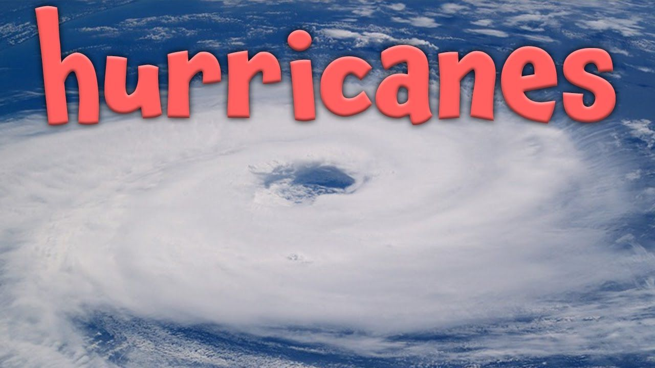 Hurricanes Learning About Hurricanes For Kids And Children Hurricanes For Kids Weather Science Third Grade Science Weather