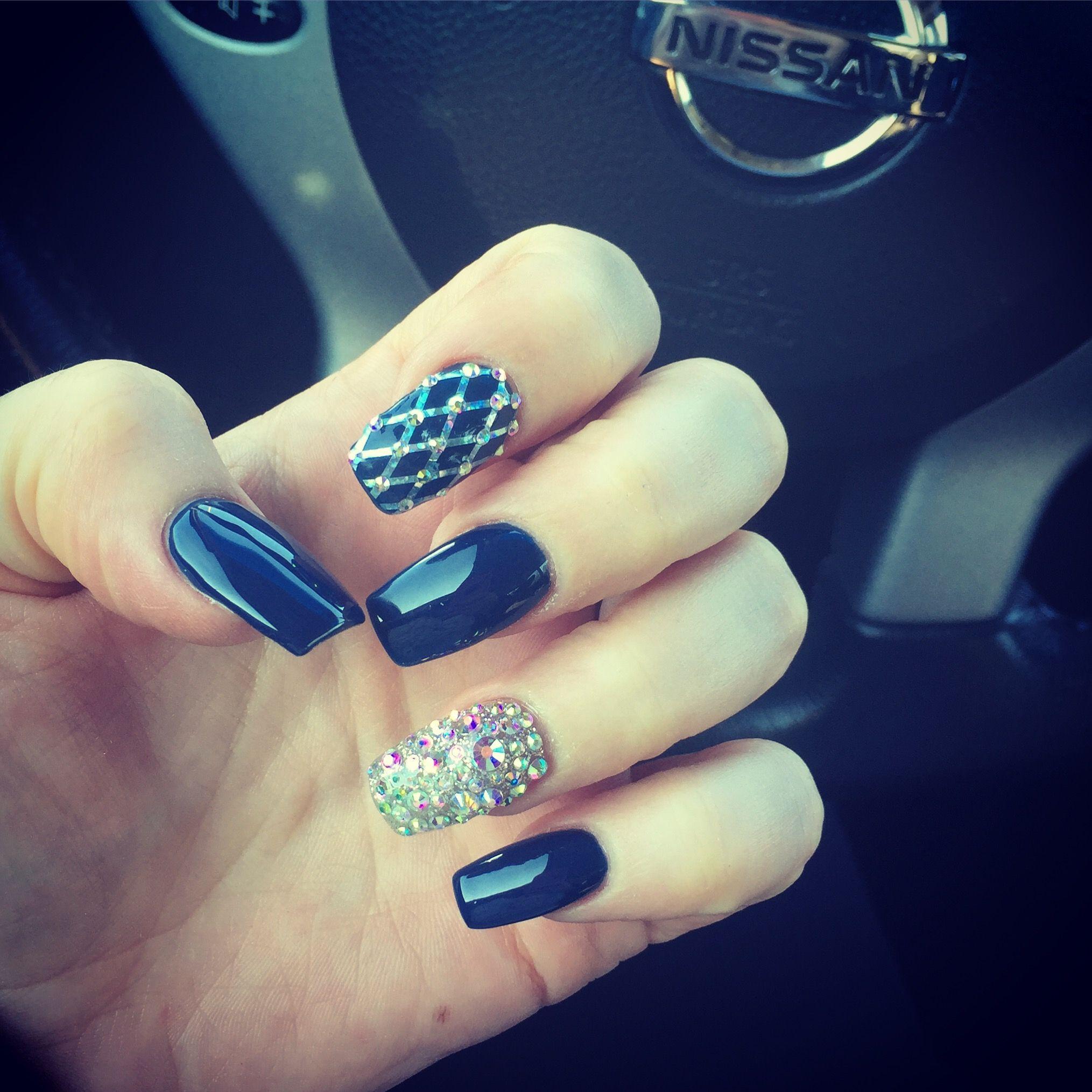 Kim\'s Nails, York PA - glitter nails | Nails | Pinterest | York pa ...