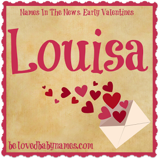 Names In The News Cora And Louisa Early Valentines Baby Names Old Fashioned Names Baby Girl Names