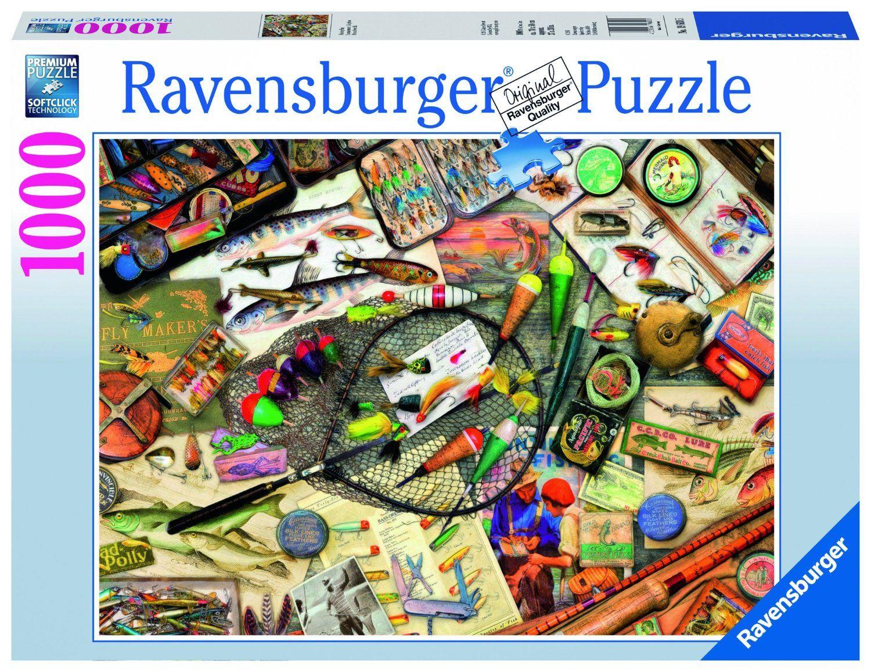 Fishing Fun By Aimee Stewart Ravensburger 8 5 10 Fun Puzzles Puzzle Shop Ravensburger