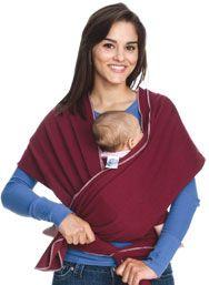 Moby Wrap Instructions Kangaroo Wrap Hold Baby Stuff