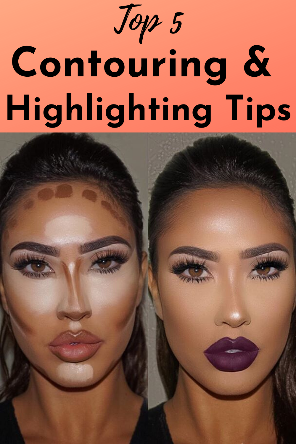 How to Contour and Highlight for Beginners in 2020