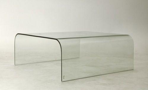 Tavolino Ponte Vetro.Tavolino Ponte In Vetro Angelo Cortesi Per Fiam Coffee Table