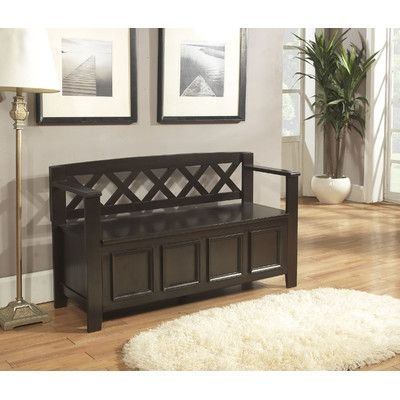 $149.99 Simpli Home Entryway Storage Bench + FS (sent From My ISlick Http:/