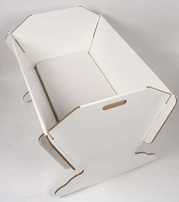 Image result for bassinet cardboard