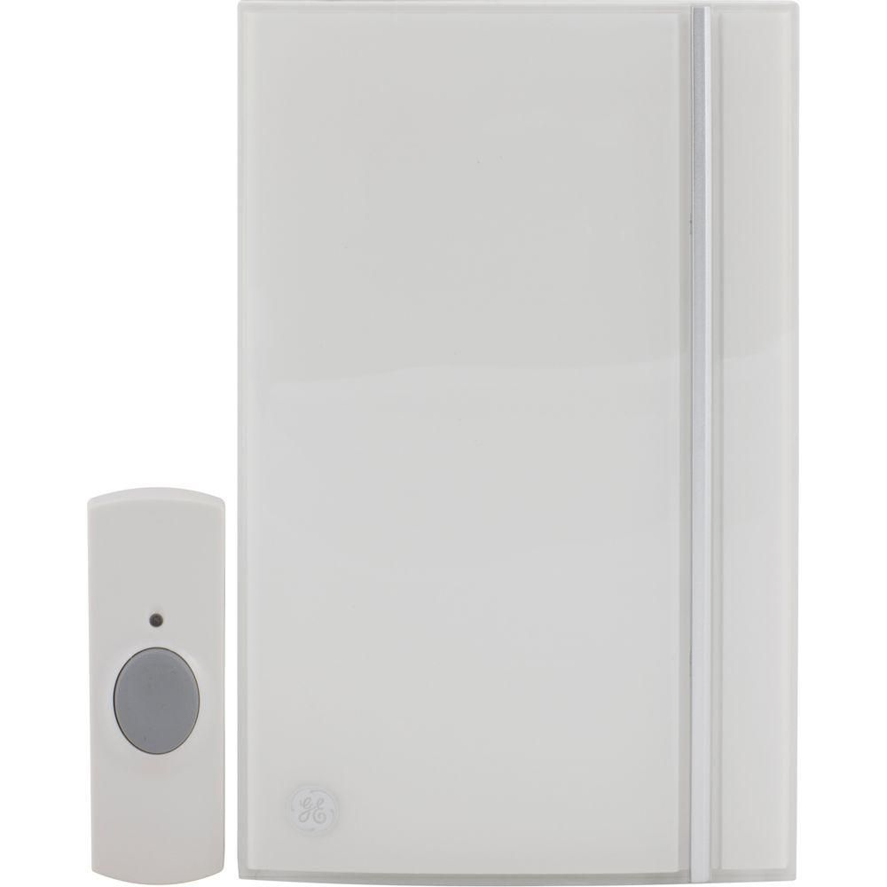 Wireless Door Chime Kit with 32 Melodies