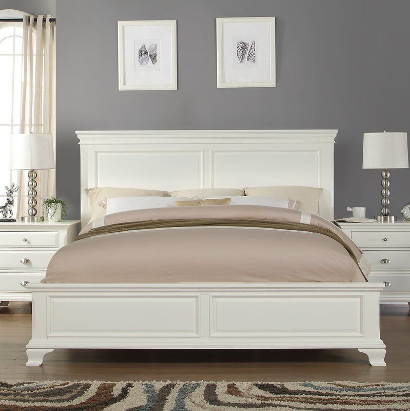 Fellsburg Panel 4 Piece Bedroom Set With Images Wood Bedroom Furniture Sets Bedroom Furniture Sets Remodel Bedroom