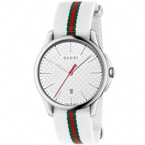 Males s Gucci Watch GTimeless Massive Slim YA126322 Quartz on the market online at C Males s Gucci Watch GTimeless Massive Slim YA126322 Quartz on the market online at C