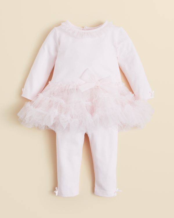 Bloomies Baby Infant Girls' Tutu Top & Leggings - Sizes 3-9 Months