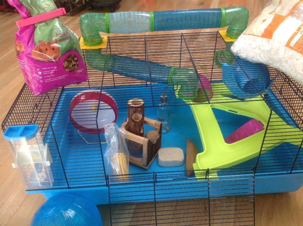 Hamster Heaven Metro A Deluxe Cage With Tunnels For Hamsters Your Hamster Will Feel Like Heaven In This Cage The Ha Hamster Cages Hamster Cool Hamster Cages