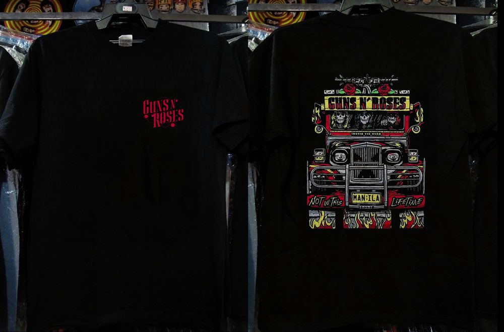 a628cedb05d Limited GUNS N ROSES TOUR Manila Philippines November 11 2018 shirt gildan   fashion  clothing  shoes  accessories  mensclothing  shirts (ebay link)