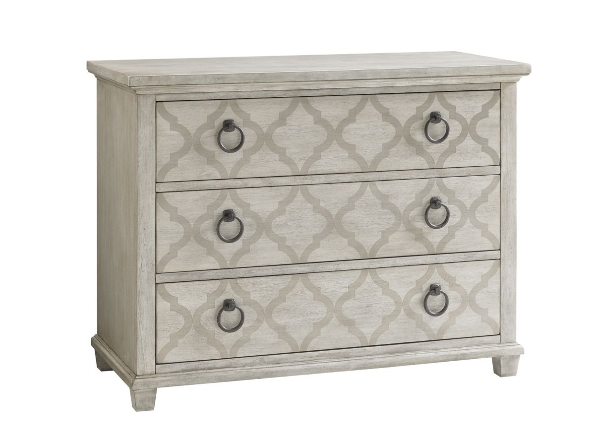 Brookhaven Hall Chest From Lexington Oyster Bay Collection