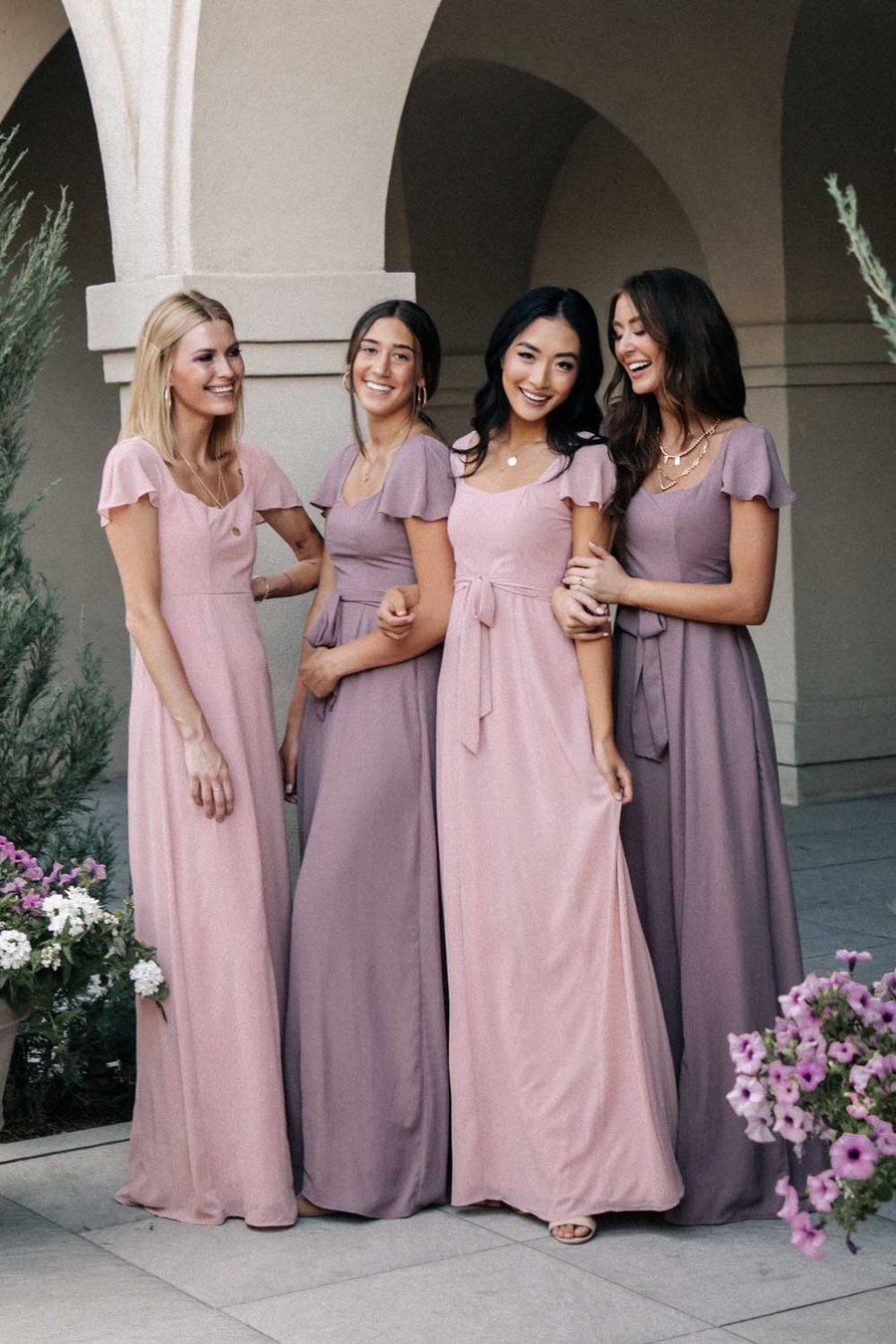 Florence Sweetheart Maxi Dress In Mauve In 2021 Lilac Bridesmaid Dresses Modest Bridesmaid Dresses Mauve Bridesmaid Dress [ 1350 x 900 Pixel ]