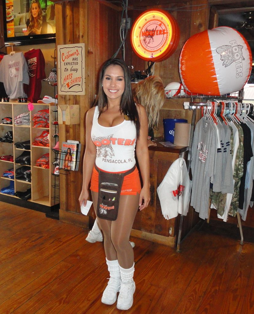 Pensacola Florida Hooters Pinterest