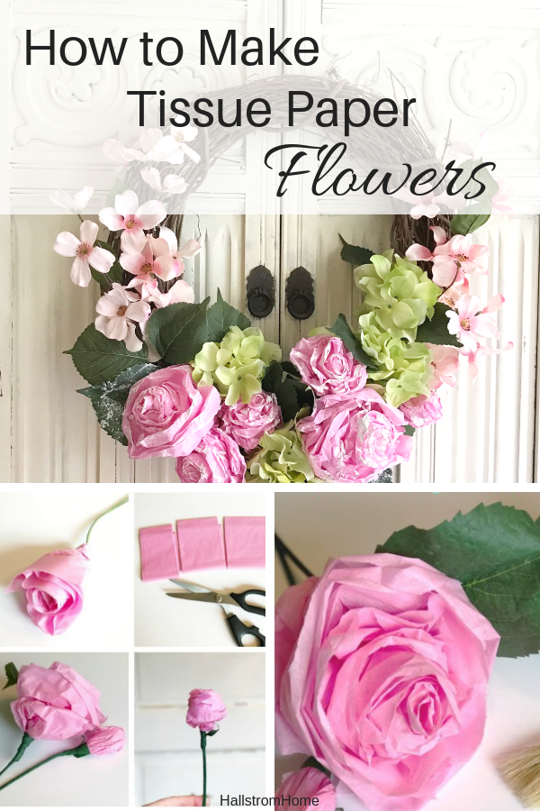 Diy tissue paper flowers tutorial diy and tutorials pinterest diy tissue paper flowers tutorialcraftdiytissue paper flowers tissue paper flowers for kids giant tissue paper flowerssmall tissue paper flowers how mightylinksfo