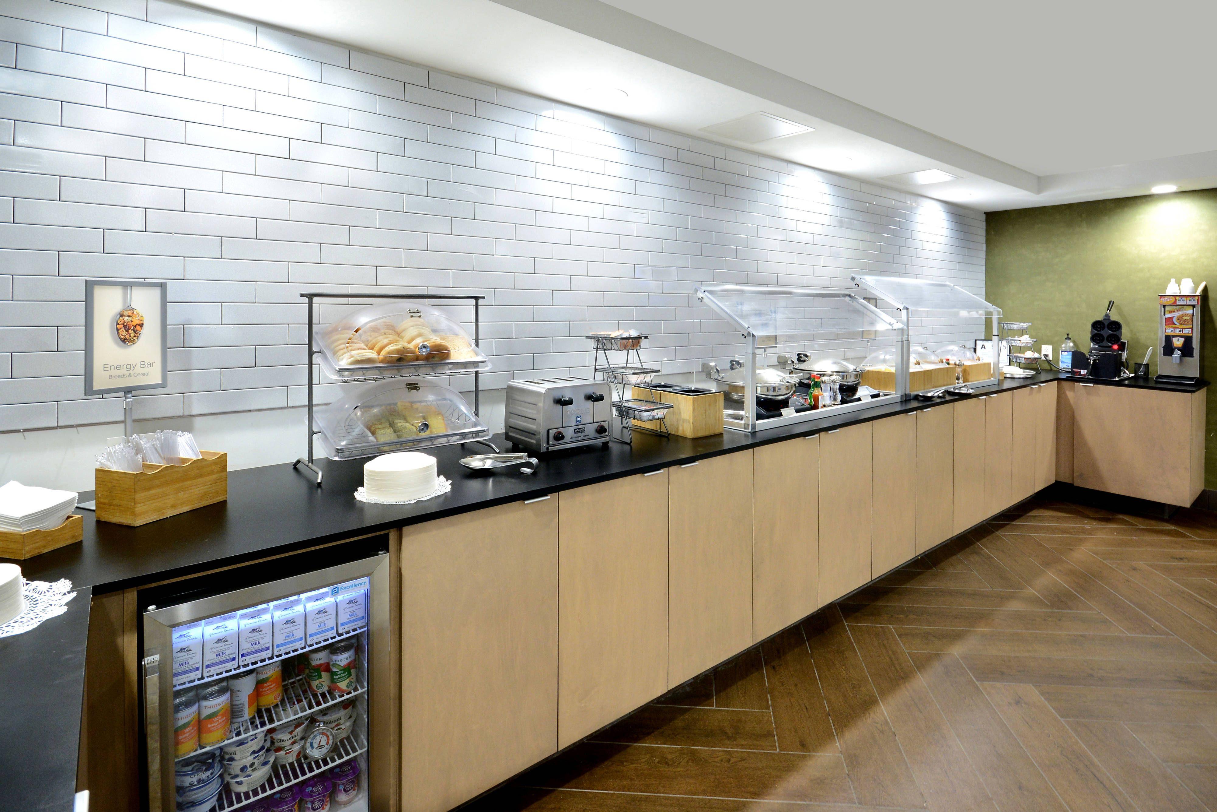 Fairfield Inn Greensboro Airport Breakfast Buffet Memorable