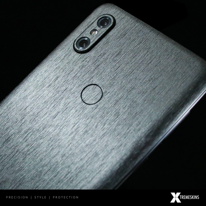 Xiaomi Mi Mix 3 Brushed Titanium Skin Xiaomi Skin Mixing