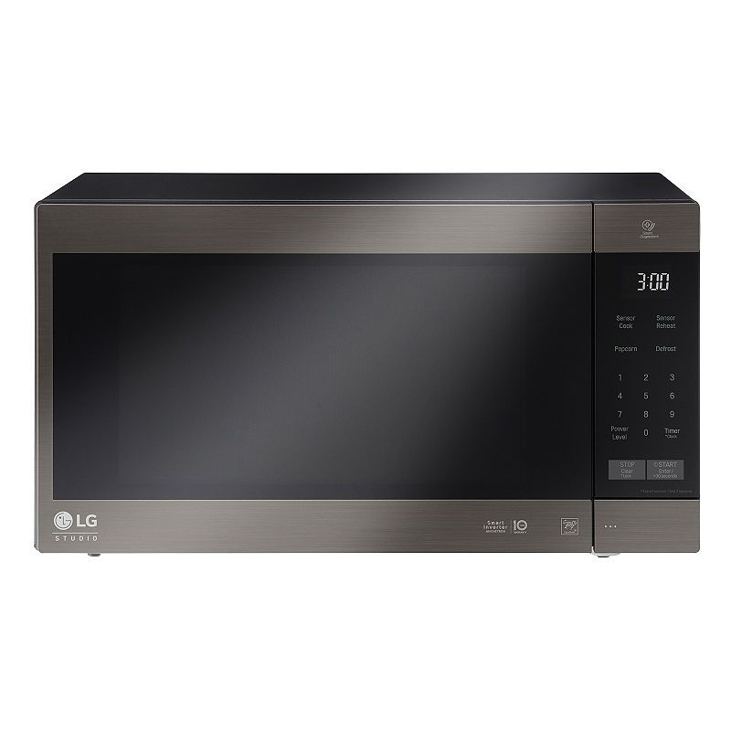 Lg Studio 2 0 Cu Ft Neochef Countertop Microwave With Smart