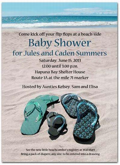 Beach Themed Baby Shower Decor | Beach Theme Baby Shower U2014 Unique Baby  Shower Favors Ideas