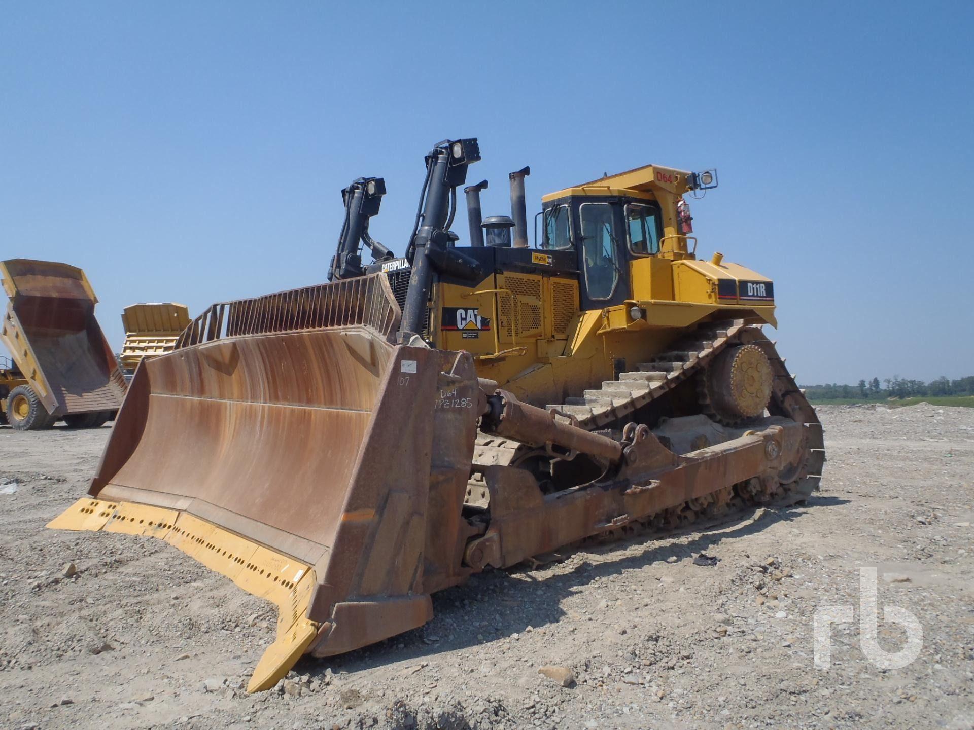 Caterpillar D11R bulldozer Heavy equipment, Cat