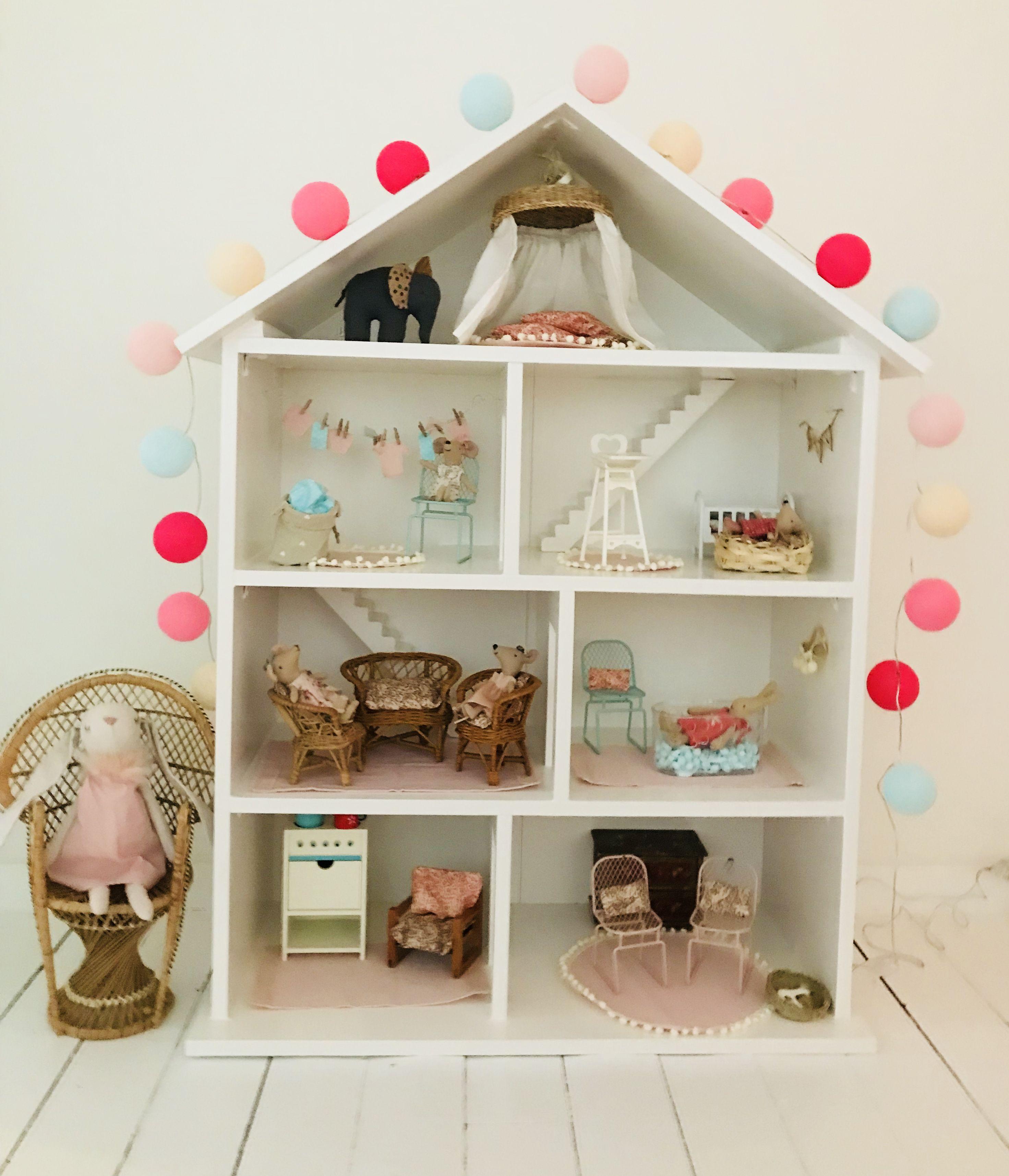 Maileg poppenhuis Maileg poppenhuis Doll house